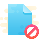 File Delete icon