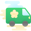 Flower Delivery icon