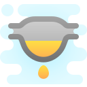 Fuel Filter Warning icon