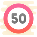 Maximum Speed icon