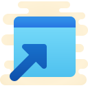 Advertisement Page icon