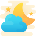 partly cloudy-night icon