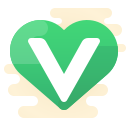 Vegan Symbol icon