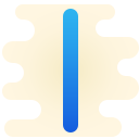 Vertical Line icon