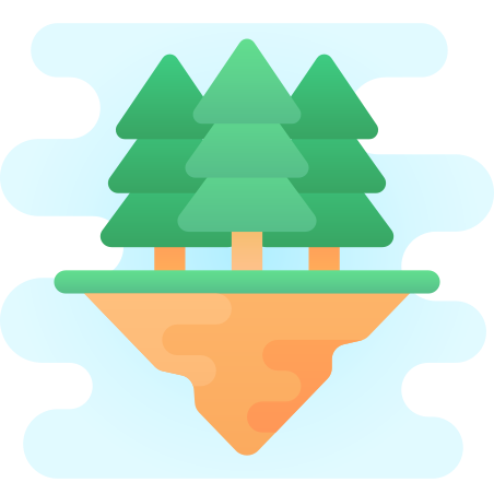 Floating Island Forest icon
