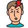 Headache icon