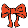 Womens Bow Tie icon