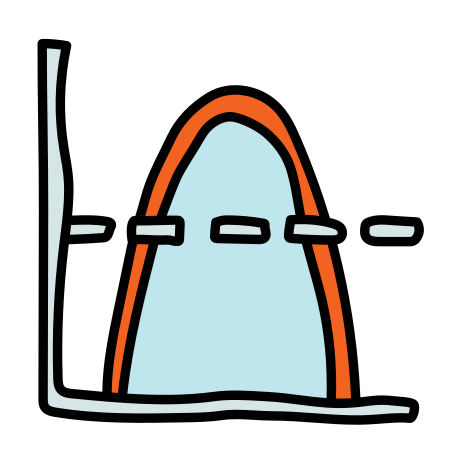 Bell Curve icon
