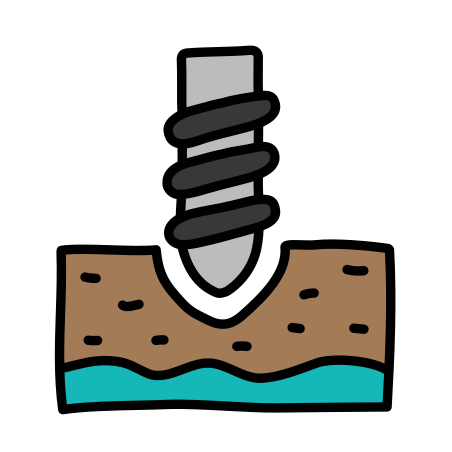 Drilled Well icon
