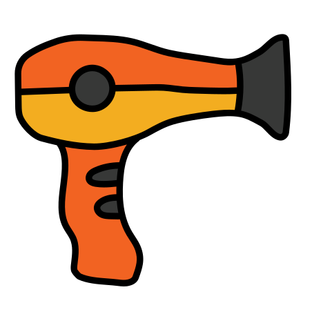 Hair Dryer icon