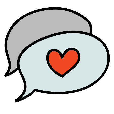 Message d'amour icon