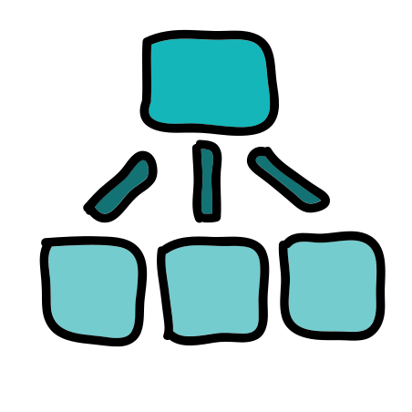 Hierarchy icon