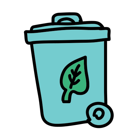 Waste Sorting icon