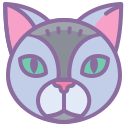 Cat Head icon