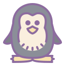 Christmas Penguin icon