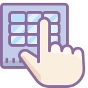 Pin Pad icon