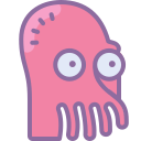 Futurama Zoidberg icon