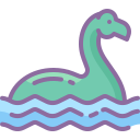 Loch Ness Monster icon