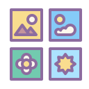 Medium Icons icon