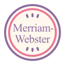 Merriam Webster Dictionary icon