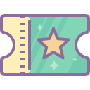 Movie Ticket icon