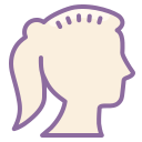 Woman Head icon