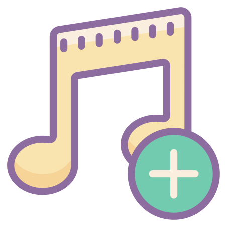 Add Song icon