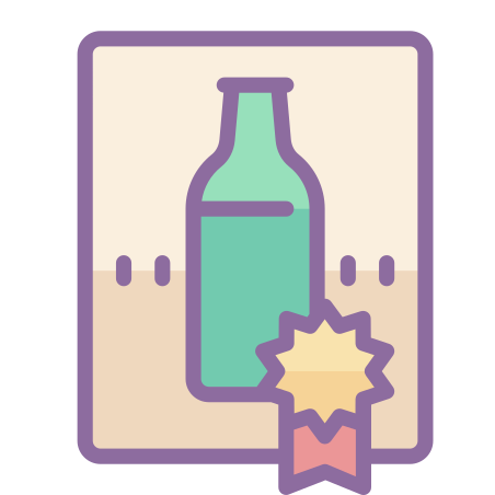 Alcoholic Beverage Licensing icon