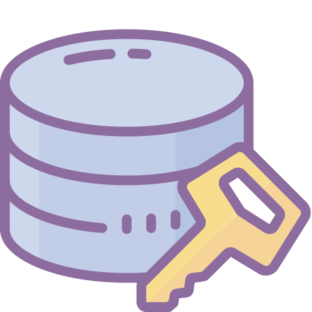 Data Encryption icon