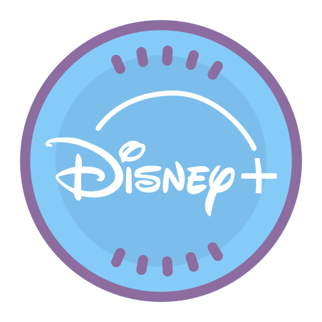 Disney Plus icon