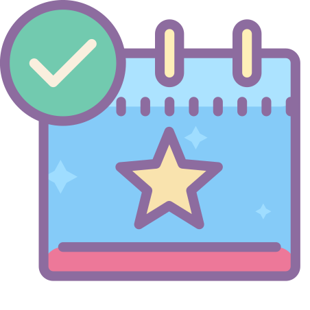 Event Accepted icon