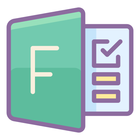 Microsoft Forms icon