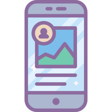 Mobile Social Networking icon