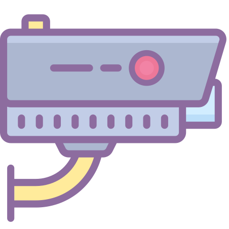 Wall Mount Camera icon