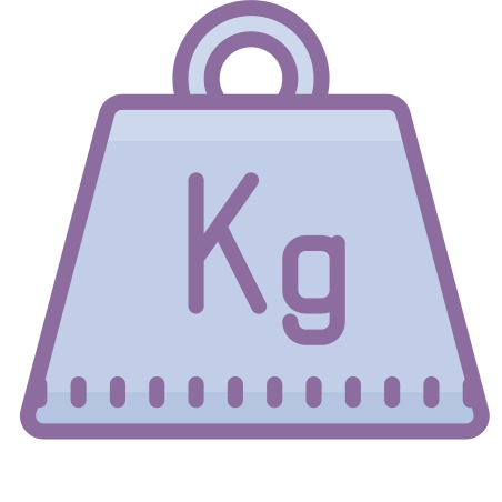 Weight Kg icon