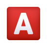 A Button (Blood Type) icon