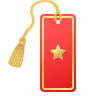 Bookmark Emoji icon