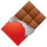 Chocolate Bar Emoji icon