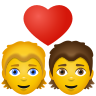 Couple With Heart icon