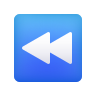 Fast Reverse Button icon