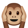 Hear No Evil Monkey icon