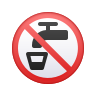 Non-potable Water icon