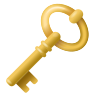 Old Key icon