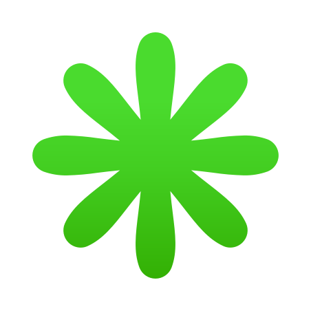 Eight-spoked Asterisk icon