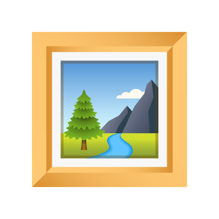 Framed Picture icon
