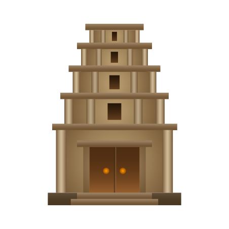 Hindu Temple icon