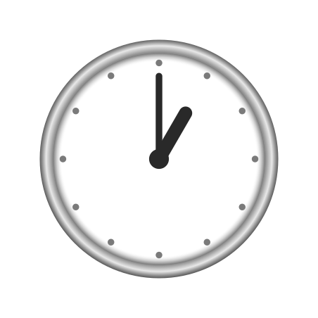 One O'clock icon