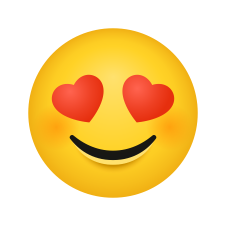 Smiling Face With Heart Eyes icon