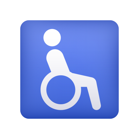 Wheelchair Symbol icon