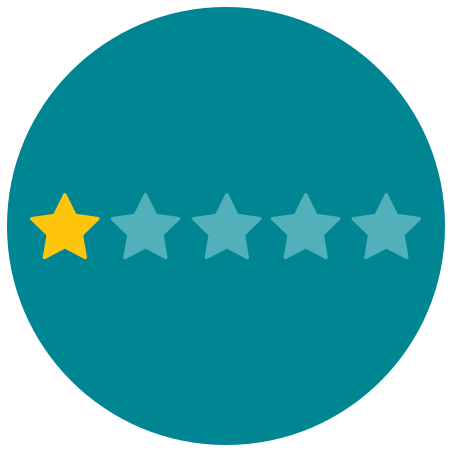 One of Five Stars icon